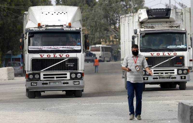 Israel blocks Gaza fuel supply