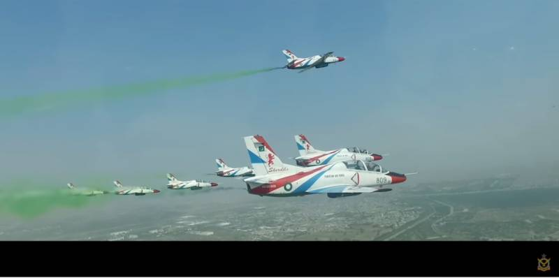 PAF releases national song 'Mera Junoon' on Independence Day