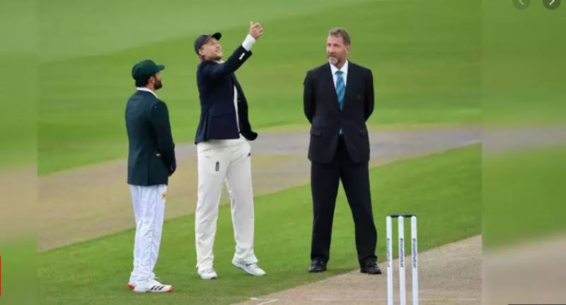 Pakistan win toss, elect to bat first in second Test against England