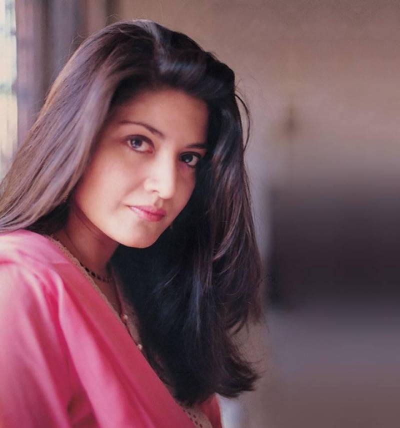 Pop music queen Nazia Hassan remembered on 20th death anniversary