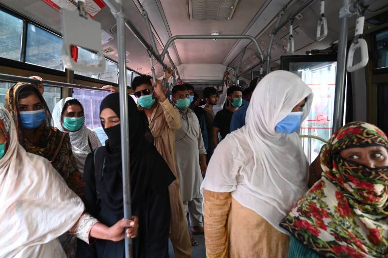 Recovery rate climbs as coronavirus kills only 10 in Pakistan
