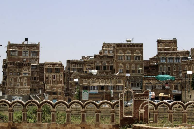 Yemen's heritage battered first by bombs, then floods