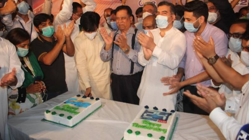 City42, 24News celebrate birthdays on Independence Day