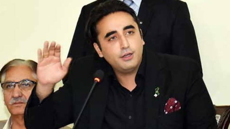 Militants from several countries active in Karachi: Bilawal