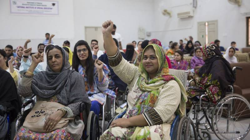 SC bans use of offensive words for disabled persons at official level