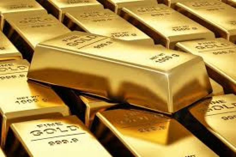 Gold price increases by Rs1,000 per tola