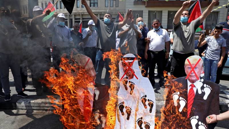 In the Gulf, normalisation with Israel feels anything but normal