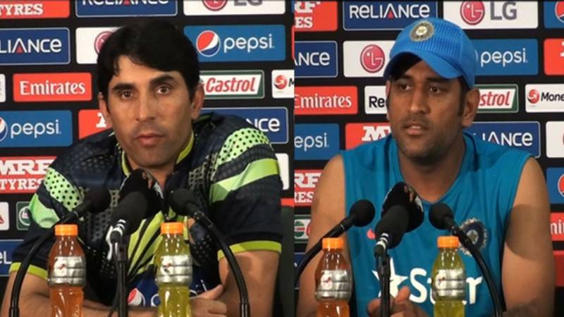 Dhoni 'changed whole face of Indian cricket', says Misbah
