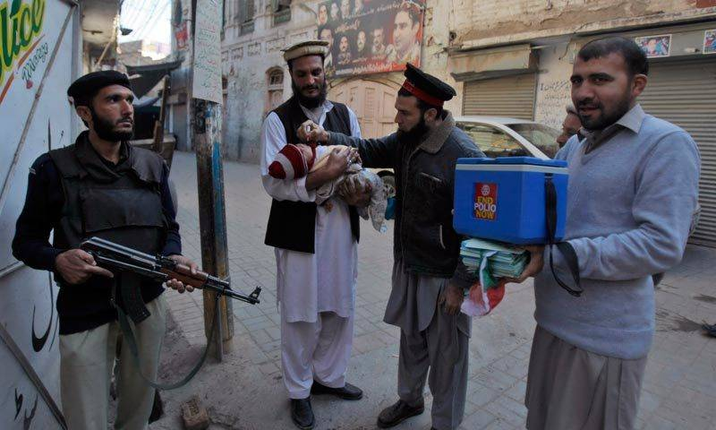 Polio worker escapes from abductors' captivity in Lakki Marwat