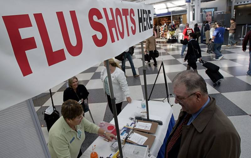 Flu shot makers see record US production