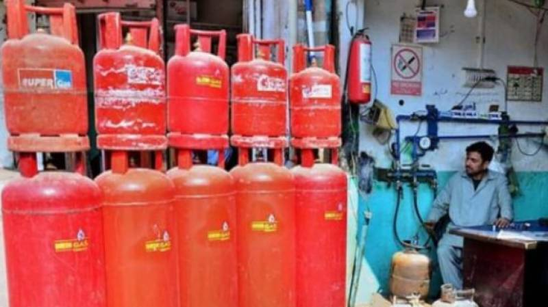 LPG price up by Rs5 per kg