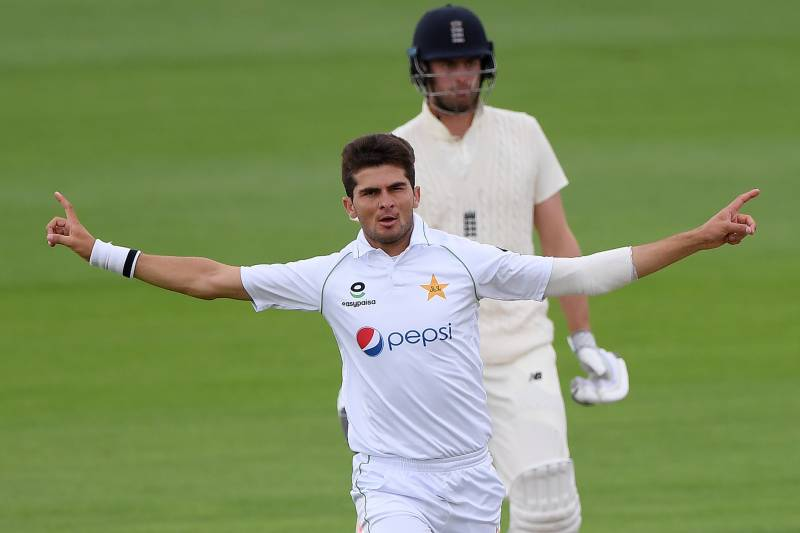Afridi strikes before rain washes out Day 4 of Southampton Test