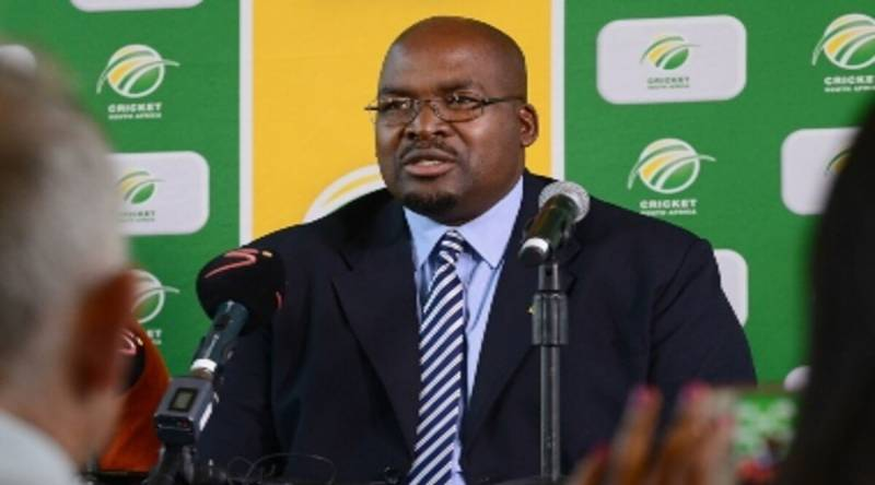 Cricket South Africa president resigns