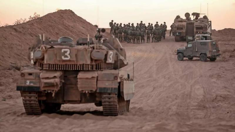 Egypt mediators enter Gaza after week of clashes with Israel