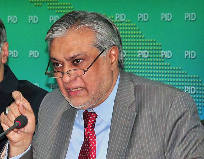Dar criticises govt, accuses it of lying to people