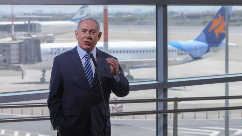 Israel planning UAE flights over Saudi: Netanyahu