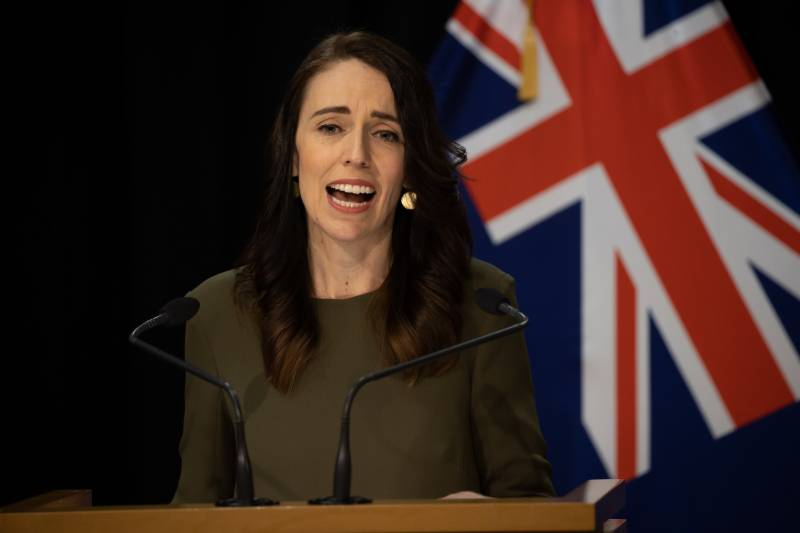 New Zealand PM delays election after virus return
