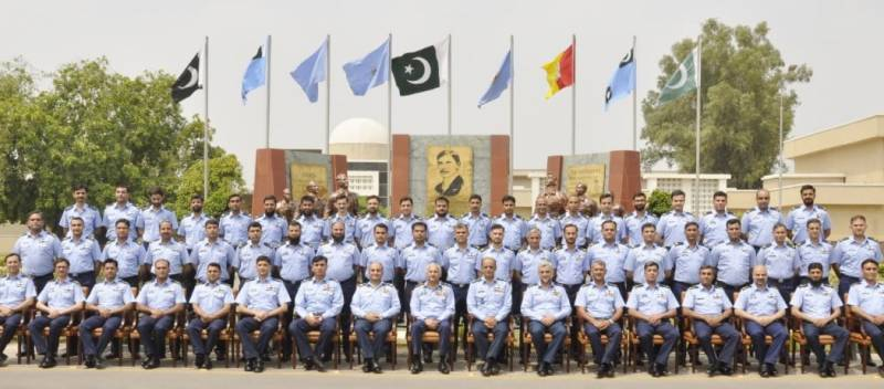 Air Chief says better trained force offsets limitations of number and equipment