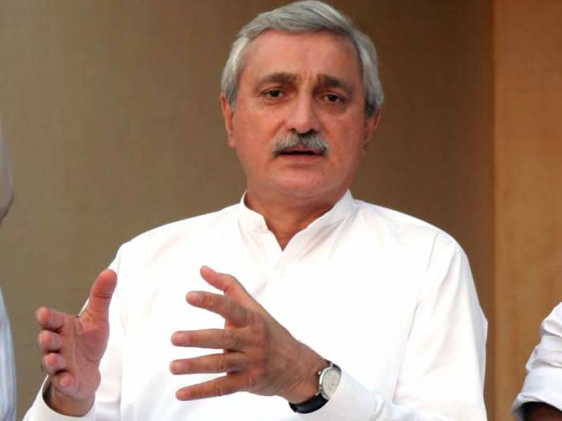 'Ridiculous attempt' being made to malign my sugar mills: Jahangir Tareen