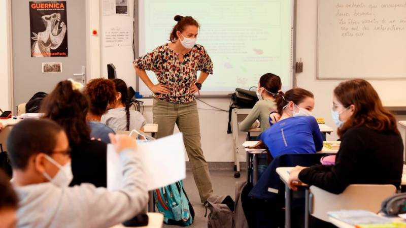 Italy's head teachers worry about liability with school openings