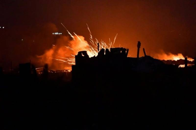 Russian general killed by 'explosive device' in Syria: agencies