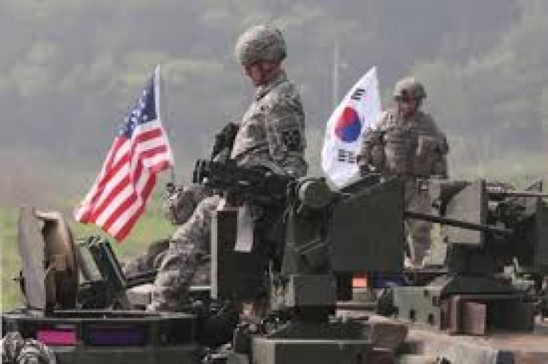 US, South Korea begin joint military drills after virus delay