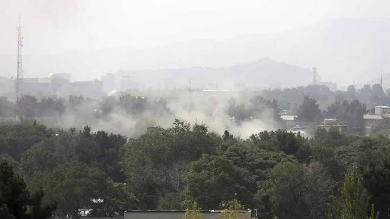 Death toll at three from rocket attack in Kabul: ministry