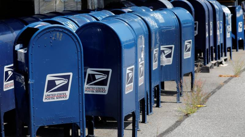 US Postal Service halts changes blamed for delays