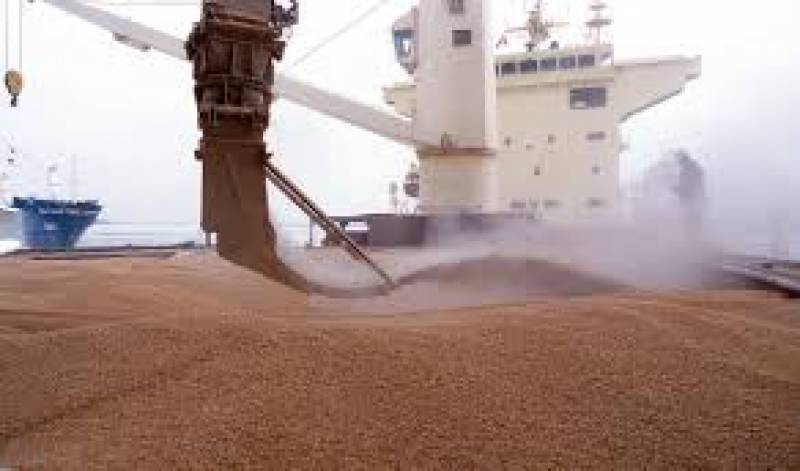 First ship carrying imported wheat will dock in Pakistan on Aug 26