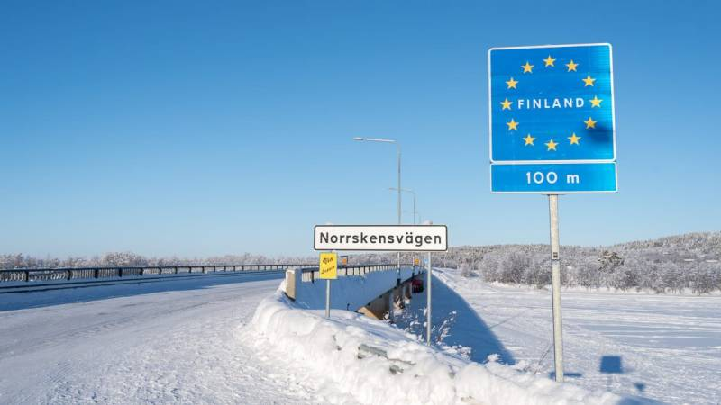 Finland imposes 'Europe's tightest' border restrictions