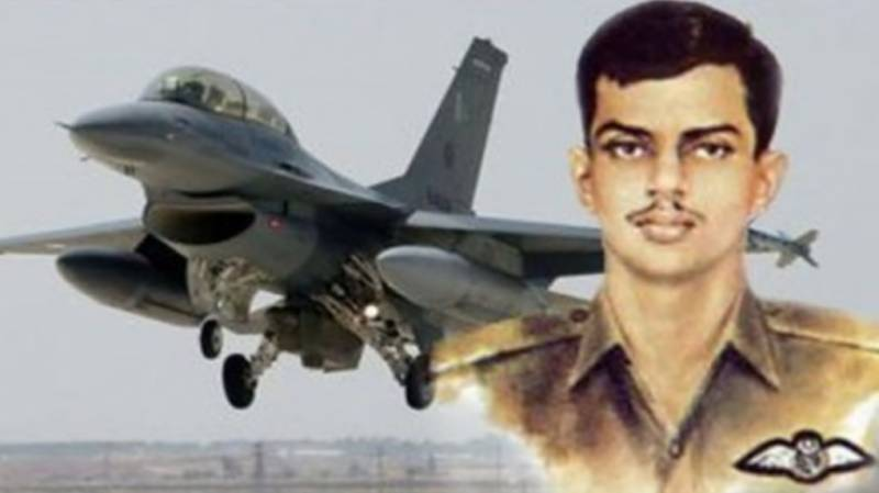 Our Martyrs Our Heroes: Nation remembers Rashid Minhas