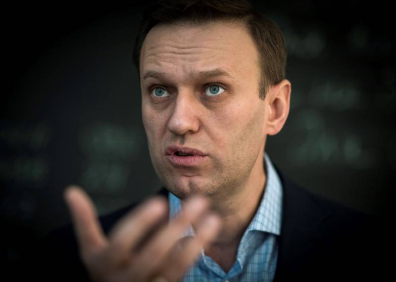 Russian opp leader Navalny in hospital after 'poisoning'