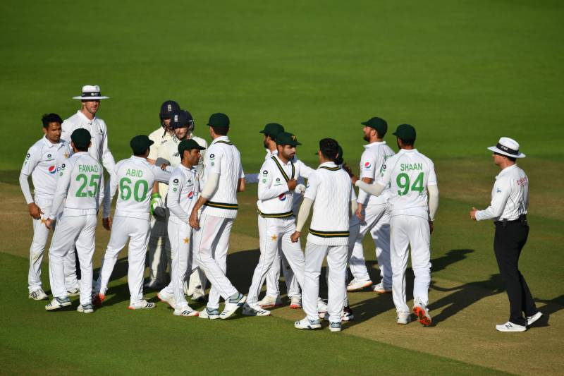 Pakistan-England third cricket Test starts today