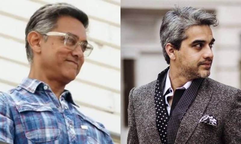 Actor Omair Rana thinks Aamir Khan was inspired by his hairstyle
