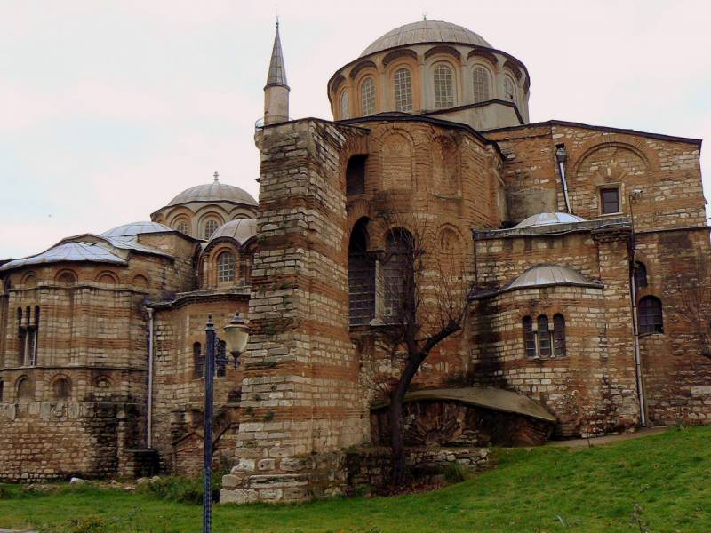Erdogan converts another former Istanbul church into mosque
