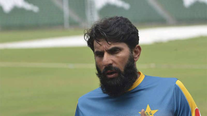 Misbah shortlists 17 players for England T20Is