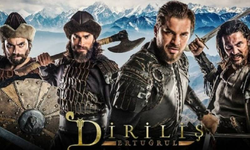 Pakistan cricketers also in awe of Ertugrul