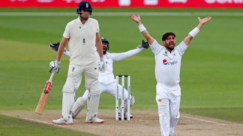 Ton-up Crawley puts England on top in third Test against Pakistan