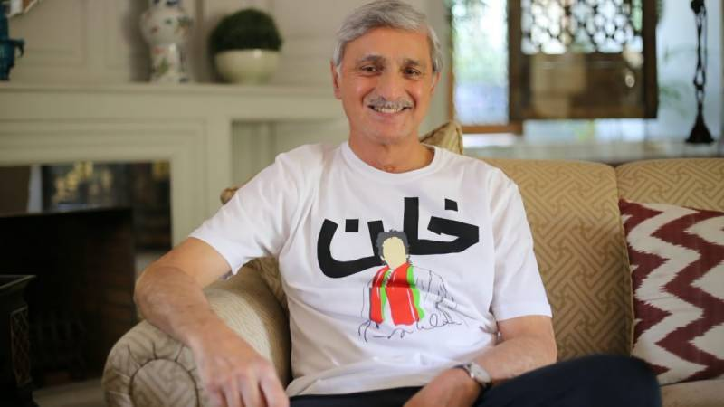 Tareen hopeful his friendship with Imran will be back on track soon