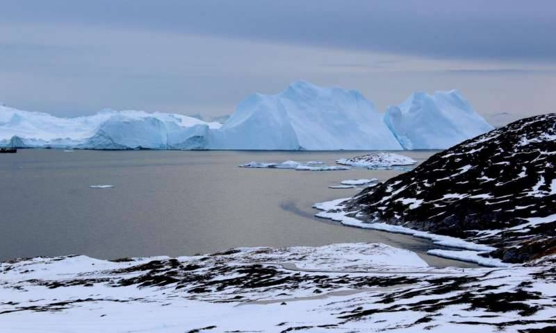 Sea level rise quickens as Greenland ice sheet sheds record amount