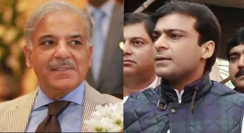 Shehbaz, Hamza summoned by court on August 27