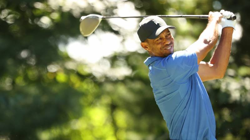 Four share Northern Trust lead as PGA playoffs begin