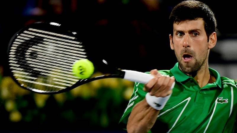Djokovic irked by exclusion of Pella, Dellien from relocated Cincinnati event