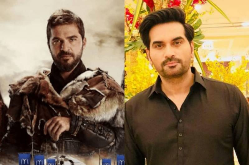If govt supports we can also make Ertugrul-like serial, says Humayun Saeed