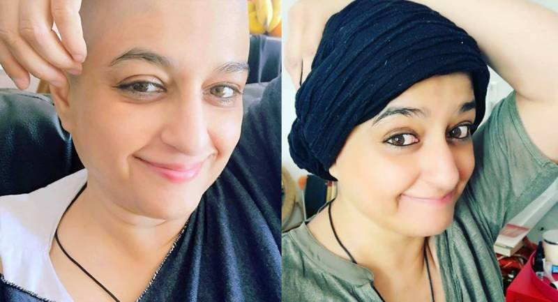 My journey with cancer has made me much stronger, says Nadia Jamil