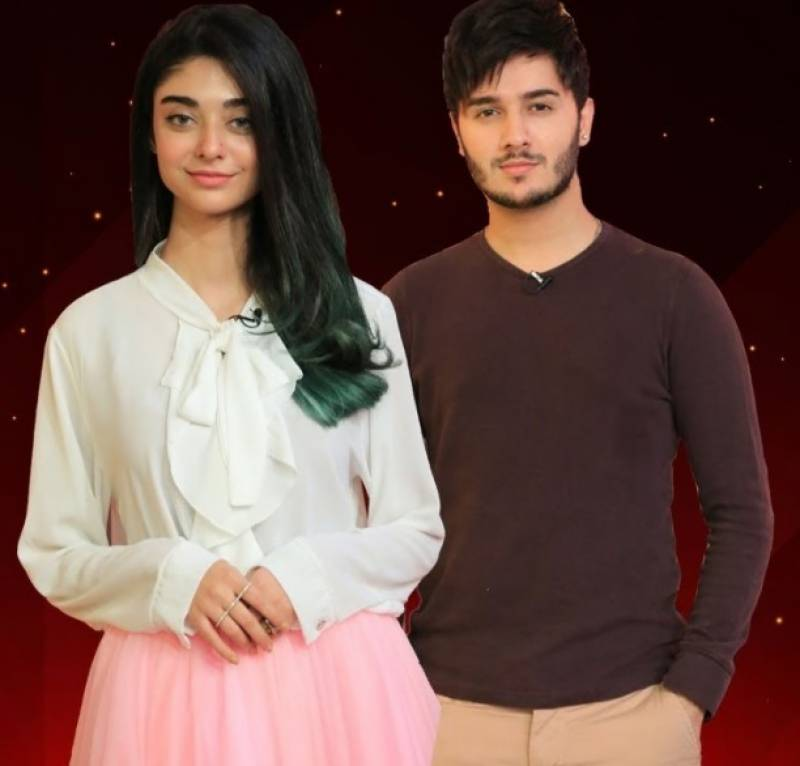 Noor Zafar Khan says she's not in a relationship with Shaveer Jafry
