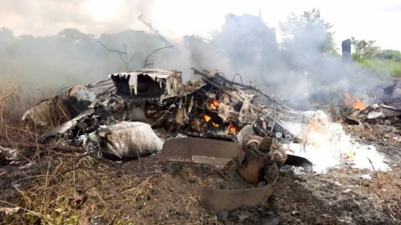 Seven killed in South Sudan plane crash