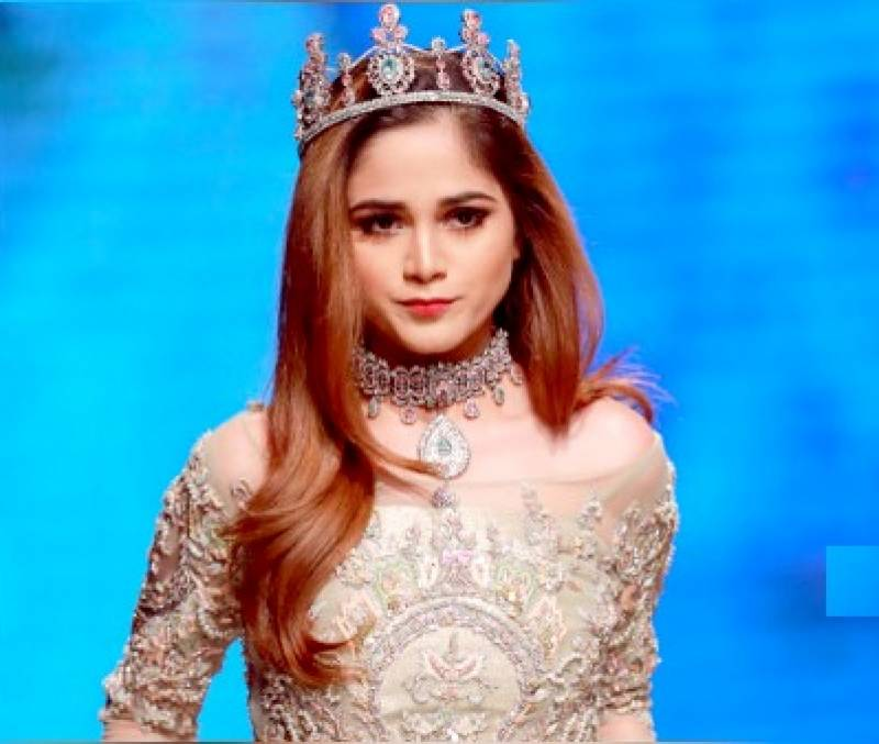 Singer Aima Baig's dance video takes internet by storm