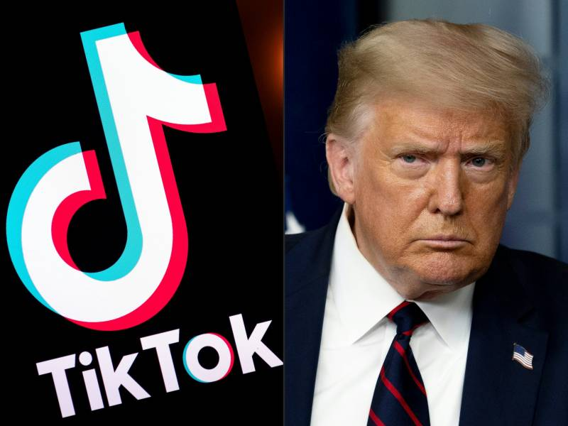 TikTok confirms suing over ban ordered by Trump