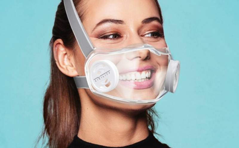 Costly, but transparent masks are boon for hard of hearing